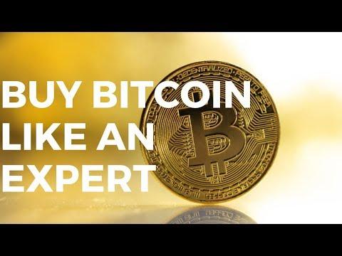 Buy Bitcoin Like an Expert