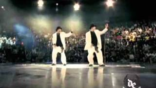Red Bull Bc One 2005 - Locking Dance (Hilty & Bosch)