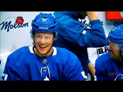 April 11, 2019 (Boston Bruins Vs. Toronto Maple Leafs - Game 1) - HNiC - Opening Montage