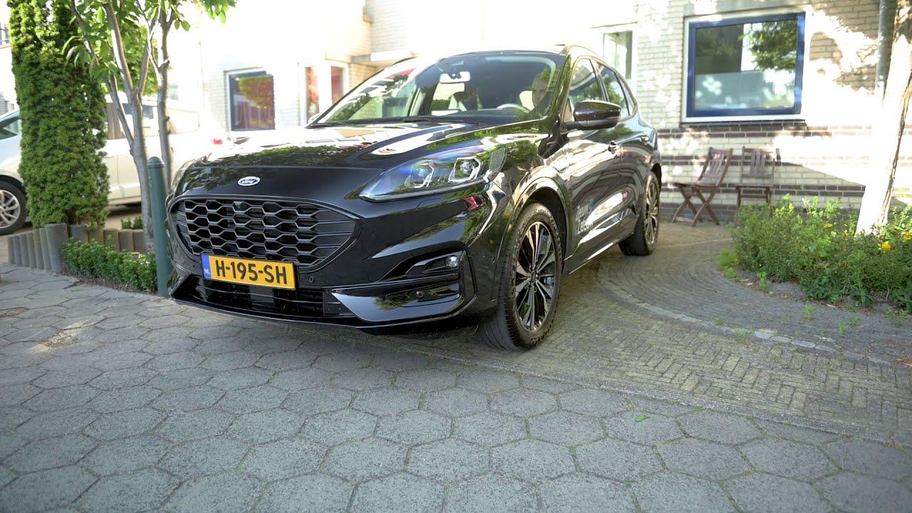 Ford Kuga PHEV 2020 - YouTube