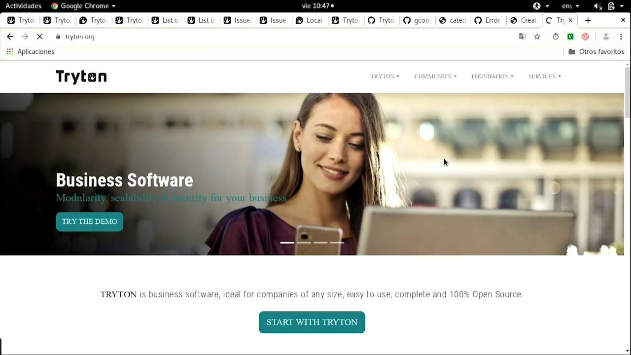 Image from ¡Contribuir al Software Libre es la tarea!, por Luciano Rossi
