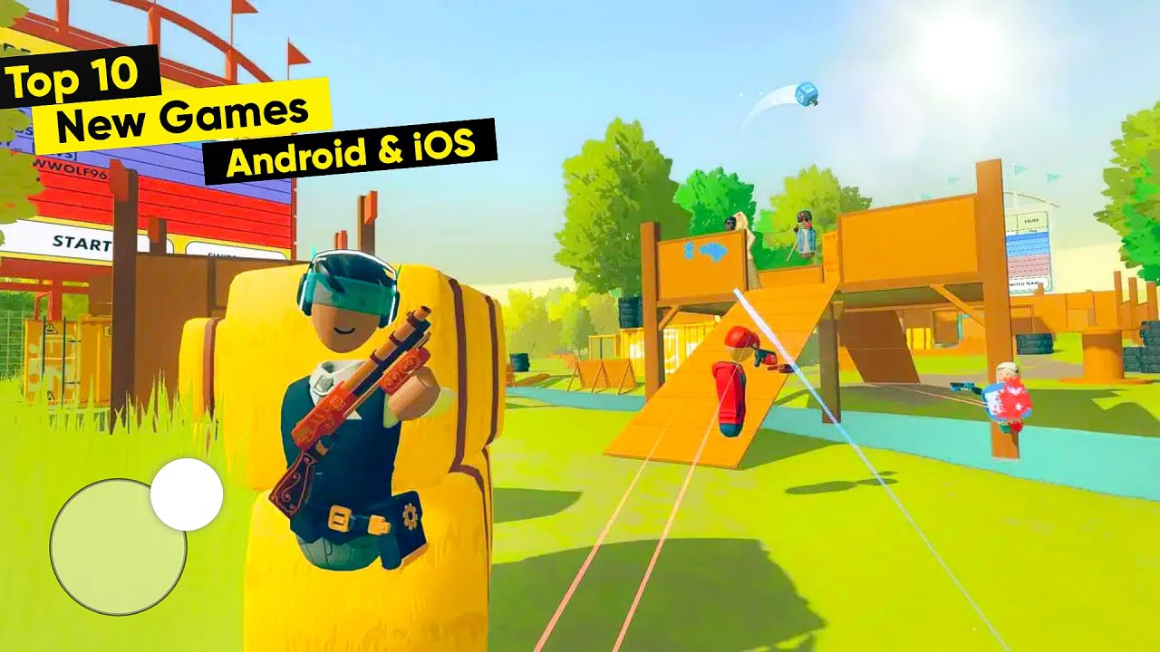 Top 10 NEW GAMES for Android & iOS May 2021 (Offline/Online)   Top 10 New Android Games in May 2021