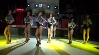 Школа танца Дивас. Тренер Ангелина Кириллова