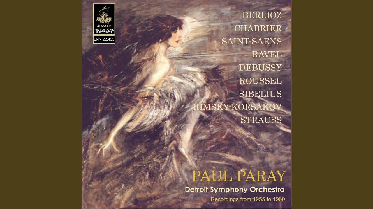 Artwork representing Berlioz: Symphonie fantastique, Mvt. IV – Paul Paray