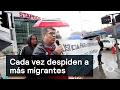 Cada vez despiden a más migrantes - Trump - Denise Maerker 10 en punto
