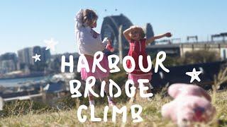 Подъем на мост Харбор  Harbor Climb #Harborbridge #МостХарбор