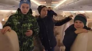 """Музей """"Авиакора"""" провел экскурсию для школьников из Чапаевска"""