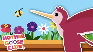 Flower Song + More | Mother Goose Club Lullaby #Nursey Rhymes