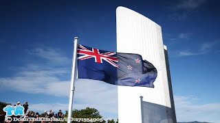 Get Your Own Flag, New Zealand Tells Australia | Gift Of Life