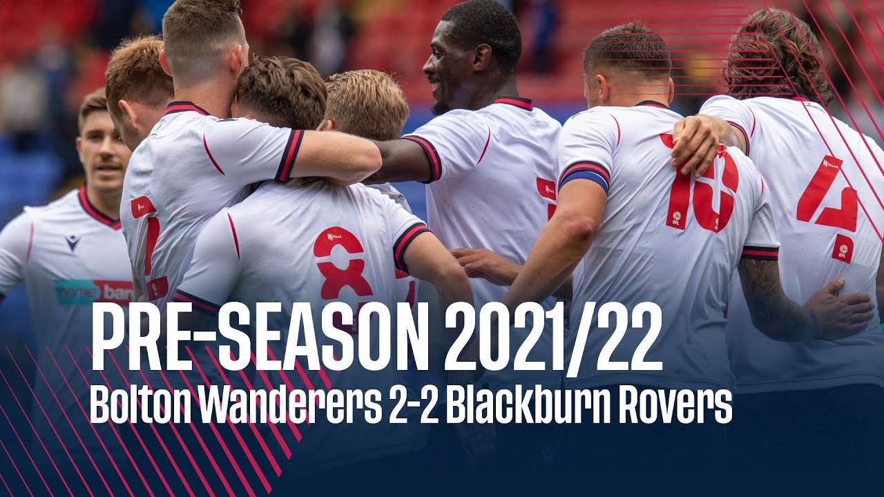 🏃🏻♂️ PRE-SEASON 2021 | Blackburn Rovers (H)