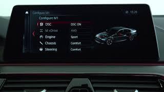 2018 BMW M5 Interior Design
