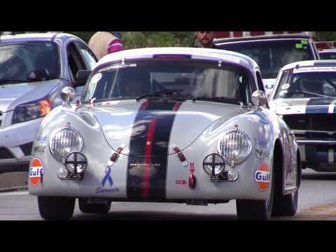 Carrera Panamericana 2017 Porsche 166