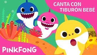 ¿dónde está tiburón papá? canta con tiburón bebé pinkfong canciones infantiles
