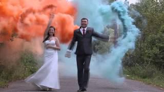 Фаеры на свадьбе