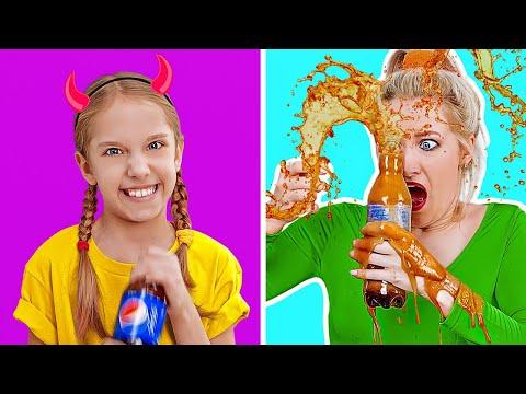 ОЖИДАНИЯ vs. РЕАЛЬНОСТЬ || Забавные истории из жизни с сестрой от 123 GO! Play