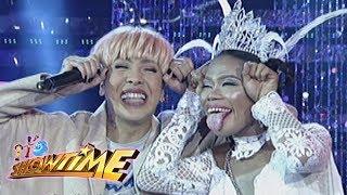 It's Showtime Miss Q & A: Vice and Elsa Droga's funny conversation thumbnail