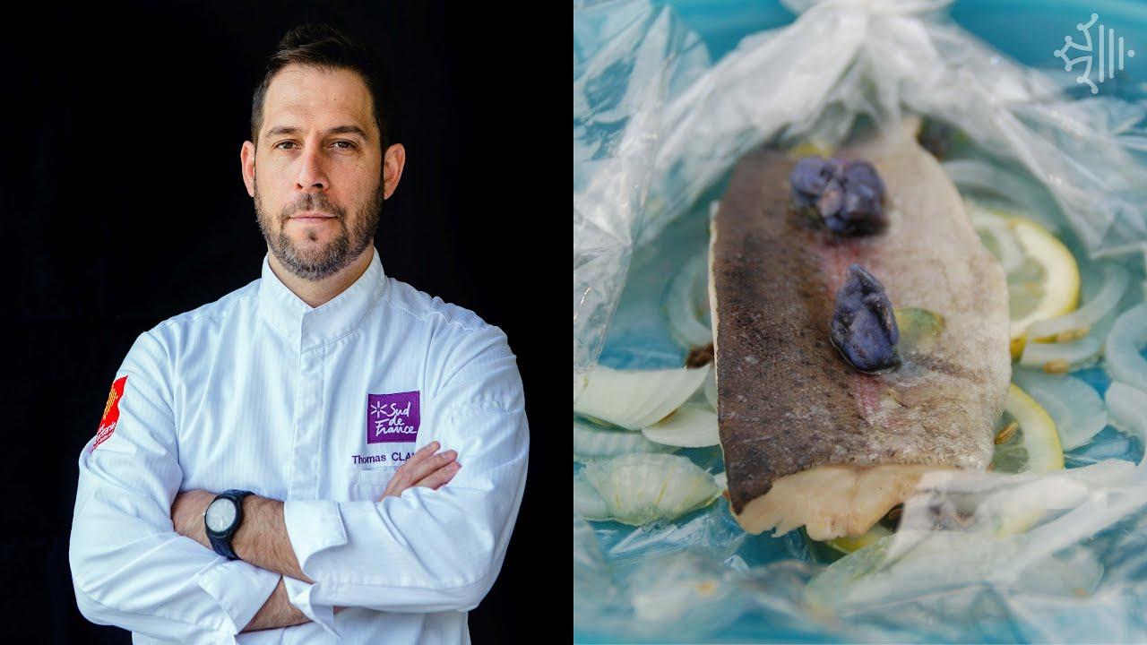 #CuisinezLocal : le filet de truite à la violette