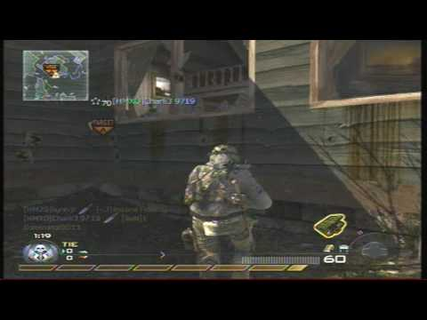 MW2 Demolition on Estate; 2-0 Hitman Actual