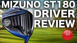 NEW MIZUNO ST180 DRIVER - FULL REVIEW RICK SHIELS