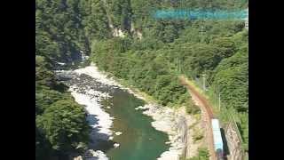 神岡鉄道 漆山-神岡鉱山前 DE10貨物