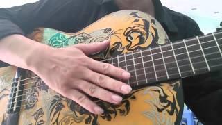Hướng dẫn kỷ thuật căn bản điệu Rhumba flamenco & Slam guitar