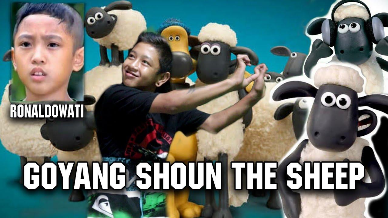 GOYANG SHAUN THE SHEEP
