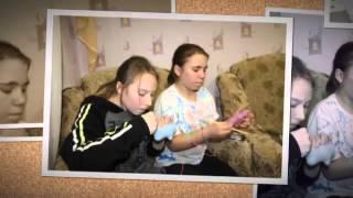 Благотворительный Мастер-Класс в доме-интернате для детей сирот