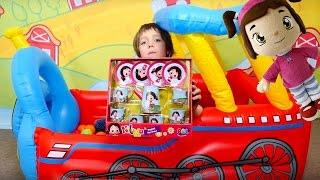 #Evcilikoyunu Leliko ve Niloya cizgi film oyuncakları ile çocuk oyunları. Türkçe izle!