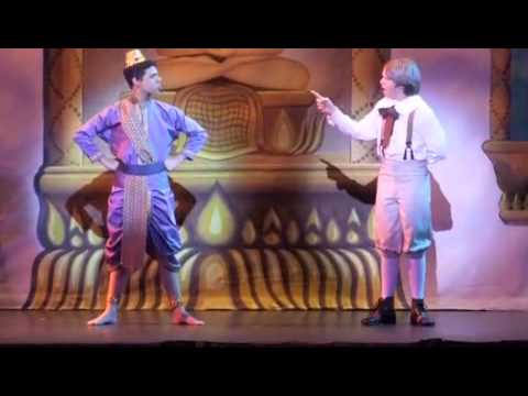 A Puzzlement Reprise - King and I - Chase Del Rey (12)
