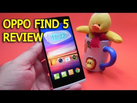 Oppo Find 5 review full HD in limba romana - Mobilissimo.ro