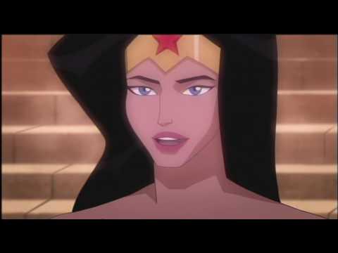 wonder woman 2009 animated fan trailer youtube