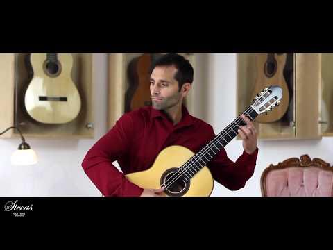 Spyros Konidaris plays Conversa de Baiana by Dilermando Reis on a 2016 Antonio Marín Montero