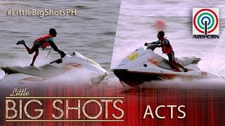 Little Big Shots Philippines: Dann | 9-year-old Little Jetski Rider