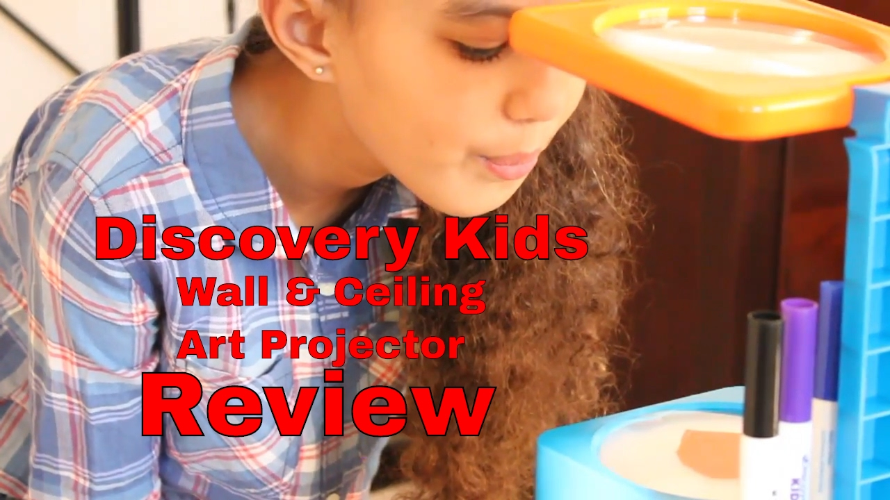 discovery kids wall and ceiling art projector review youtube