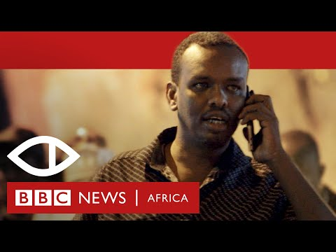 Hunting down gangsters with Kenya's Ahmed Rashid - Full Docu