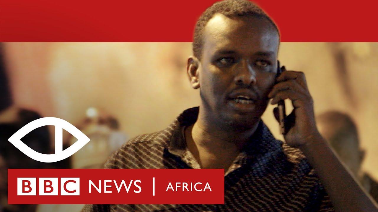 Download Hunting down gangsters with Kenya's Ahmed Rashid - BBC Africa Eye documentary