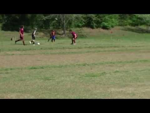 KSA U14 Game versus Paideia High School - Hard foul 1
