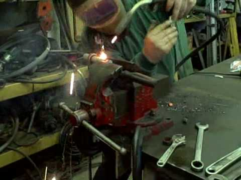 Cutting Torch and Welding Services - Cracked Axle Ear U