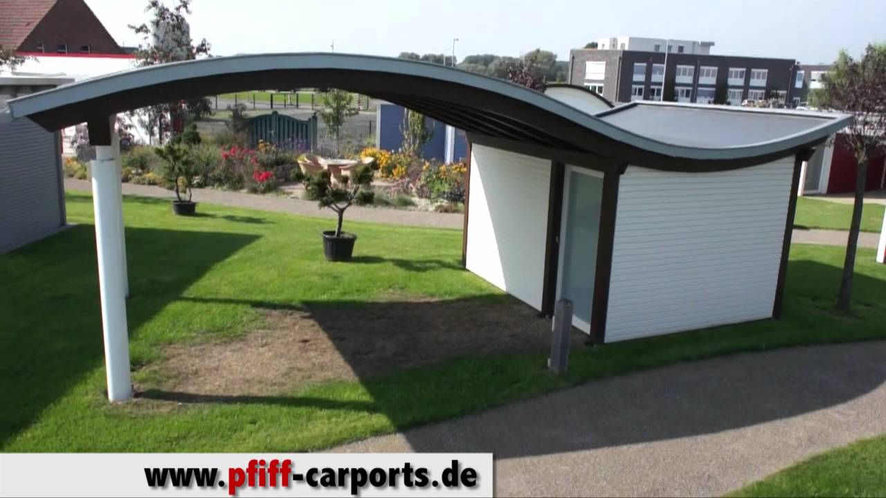 carports mit pfiff youtube. Black Bedroom Furniture Sets. Home Design Ideas