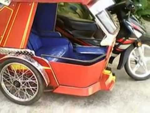 tricycle sound set up at low badget
