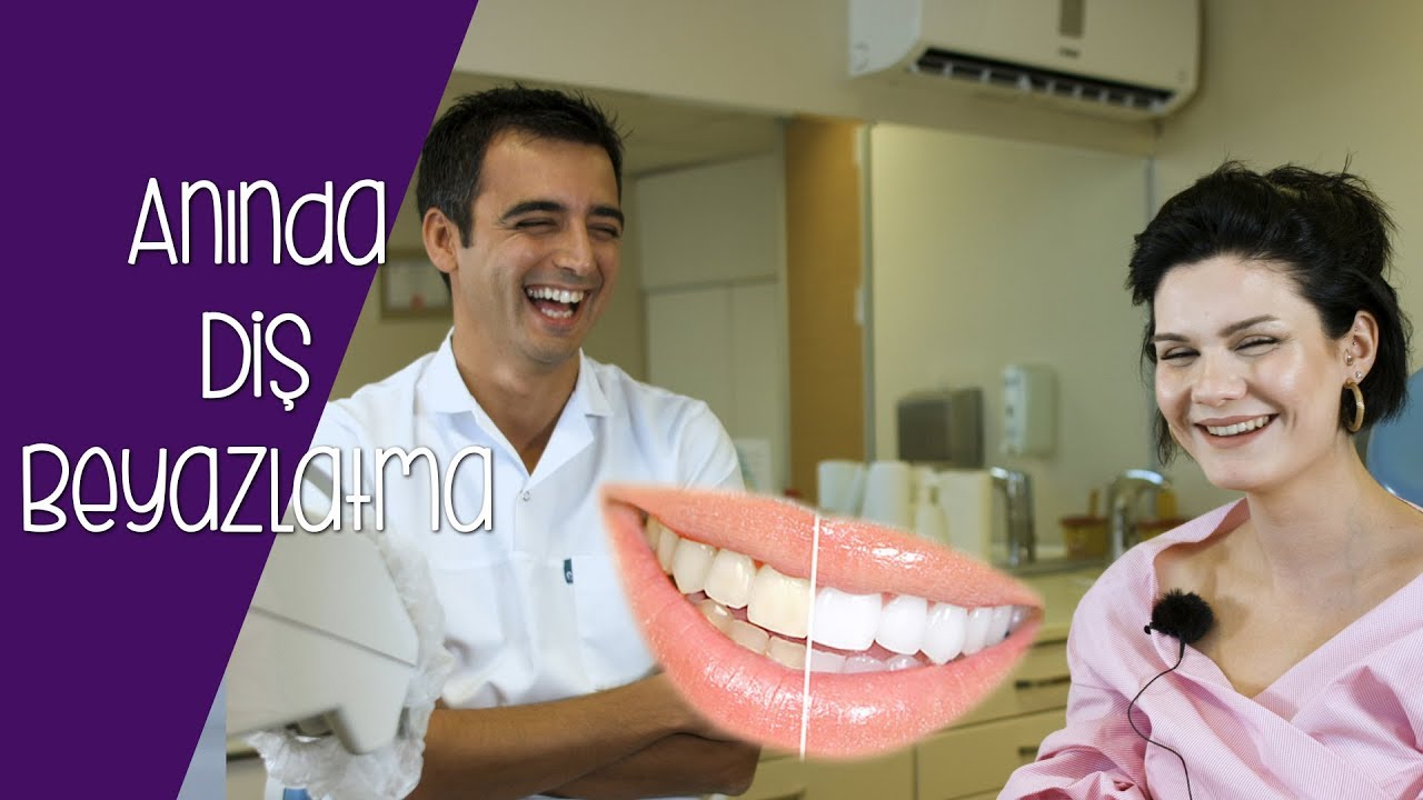 Sararan Dişler için Bu Yöntemi Denemelisiniz