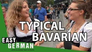 Typical Bavarian | Easy German 52