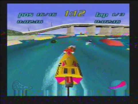 Playstation Classics - Rapid Racer
