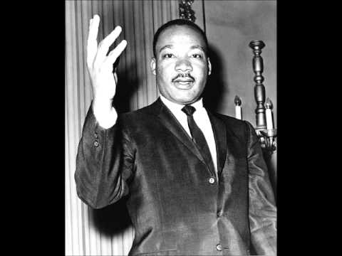 Martin Luther King - But if Not - Full Sermon