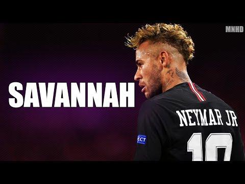 Neymar Jr  ► Diviners - Savannah - Mix Skills and Goals (HD)