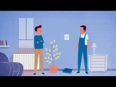Vidéo Thermostat connecté : comment ça fonctionne ? | Cegibat