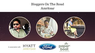 Amritsar trailer- Bloggers On The Road