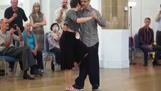 Homer Ladas - Close Embrace Surprises. Class demo
