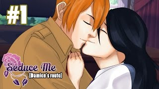 THE CINNAMON ROLL! - Seduce Me The Otome Part 1 [Damien