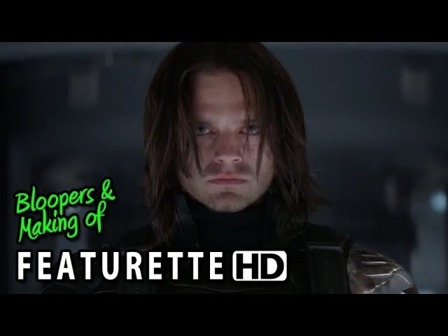 Captain America The Winter Soldier 2014 Featurette The Winter Soldier